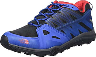 Chaussures The North Face Hedgehog bleues Casual homme