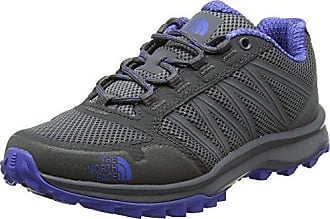 Bodmin Low IV Weathertite, Scarpe da Arrampicata Donna, Grigio (Grey/Blue), 37.5 EU Karrimor