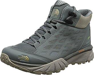 The North Face T92Y8PTGS 5, Chaussures de Randonnée Hautes Femme, Gris (Grey), 36 EU