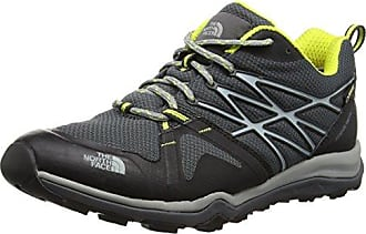 W Litewave Fp GTX, Zapatillas de Senderismo para Mujer, Gris (Phantom Gry/Desertflowrorg 4Gp), 40.5 EU The North Face