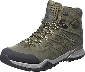 The North Face M HH Hike II MD GTX, Chaussures de Randonnée Hautes Homme, Vert (Tarmacgreen/Burntolivegrn 4Dd), 47 EU
