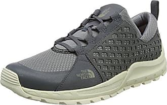 The North Face W Litewave Flow Lace, Zapatillas de Deporte para Mujer, Negro (TNF Black/Vintage White Lq6), 41.5 EU