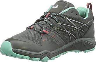 The North Face Litewave Endurance Shoes Women Cayenne Red/Tropical Peach 6 (EU 37) 2017 Trail Running Schuhe