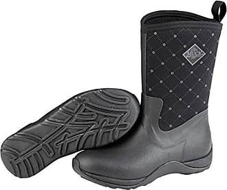 s Arctic Weekend - Botas de Agua de Trabajo Mujer, Color Negro (Black 000), Talla 42 EU (8 UK) The Original Muck Boot Company