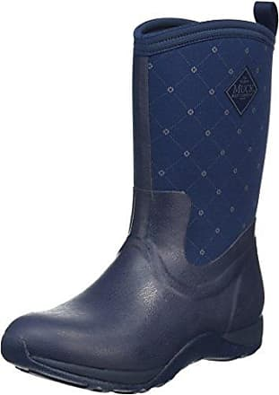 Womens Arctic Weekend Quilted Print Rain Boots The Original Muck Boot Company