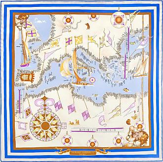 Green Mediterranean Silk Pocket Handkerchief Rubinacci