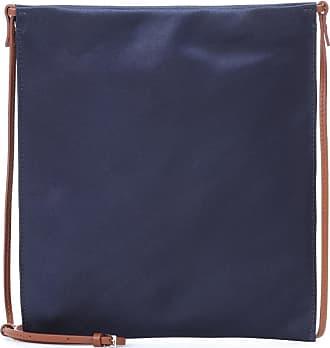 Large Medicine Pouch satin shoulder bag The Row