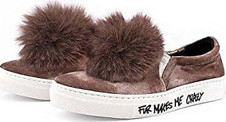 The White Brand Sneakers Fur Crazy Pale - 40