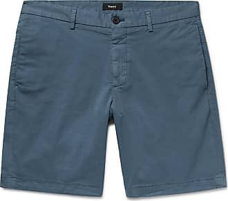Holden Slim-fit Stretch-nylon Trousers - Light grayTheory
