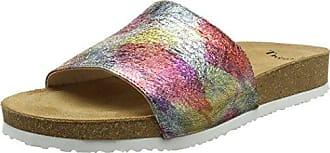 Bluza_282321, Sandales Bout Fermé Femme, Multicolore (Multicolour 99), 37 EUThink