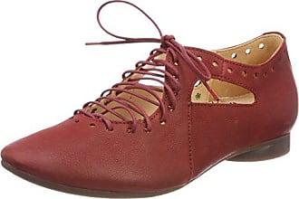 Potthoff - Mocasines de Caucho para mujer rojo rojo 37