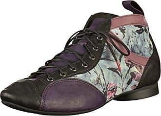 Think Damen Guad_383288 Desert Boots, Mehrfarbig (31 Ametista/Kombi), 42.5 EU