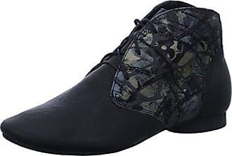 Think Damen Guad Desert Boots, Grau (Schlamm 20), 41 EU