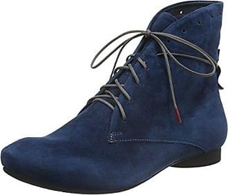 Guad_282288, Desert Boots Femme, Rouge (Chilli/Kombi 76), 43 EUThink