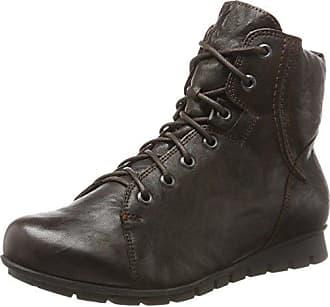 Chilli_282114, Stivali Desert Boots Donna, Nero (Schwarz 00), 43 EU Think