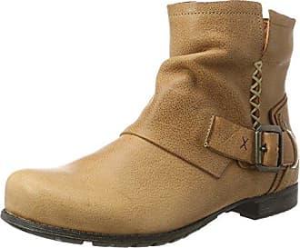Think Kapsl_282062, Zapatillas para Mujer, Gris (Stahl/Kombi 19), 39 EU