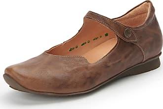 Sandale aus 100% Leder Think braun Günstig Kaufen Klassisch Wahl Zum Verkauf Rabatt Visum Zahlung Großer Rabatt d9NbUEXe3J