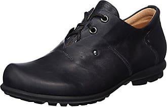 Think Kenidi_282996, Zapatos de Cordones Brogue Para Hombre, Azul (Water/Kombi 86), 44 EU