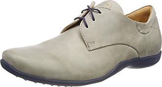 Think Kong_282659, Zapatos de Cordones Brogue para Hombre, Gris (Grau/Kombi 17), 43.5 EU