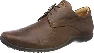 Think Stone_282998, Zapatos de Cordones Brogue para Hombre, Azul (Water/Kombi 86), 47 EU