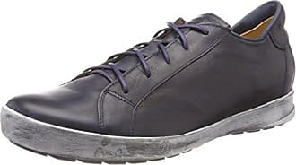 Think Kong_282657, Zapatos de Cordones Brogue para Hombre, Negro (Sz/Kombi 09), 47 EU