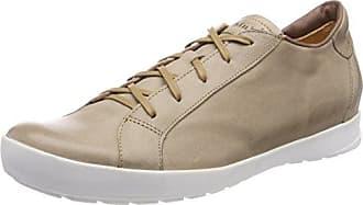 Think Zagg_282600, Zapatos de Cordones Brogue para Hombre, Azul (Ocean 80), 41 EU