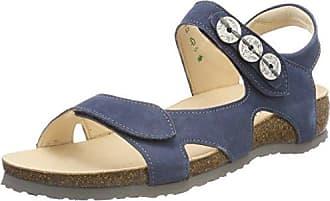 Julia, Protectores de Dedos para Mujer, Azul (Jeans/Kombi 84), 42 EU Think