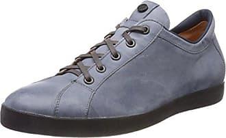 Think Guru_282690, Zapatos de Cordones Brogue para Hombre, Azul (Navy/Kombi 88), 41.5 EU