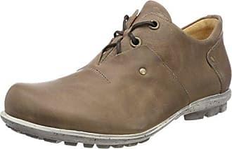 Grodso_282633, Zapatos de Cordones Brogue para Hombre, Azul (Denim/Kombi 81), 42 EU Think