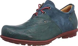 Think Kong, Chaussures de ville à lacets pour homme - Noir - Schwarz (SCHWARZ-00), 47 EU