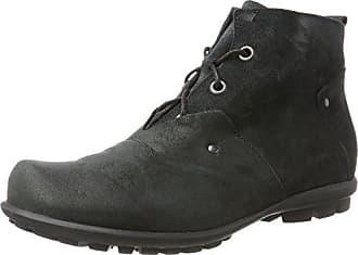 Think Guru_282690, Zapatos de Cordones Brogue para Hombre, Rojo (Rosso/Kombi 72), 40 EU