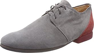 Think Grodso_282632, Zapatos de Cordones Brogue para Hombre, Marrón (Lion/Kombi 55), 44 EU