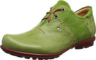 Think Grodso_282631, Zapatos de Cordones Brogue para Hombre, Gris (Grau/Kombi 17), 47 EU