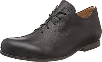 Mens Mandl_282640 Oxfords, Black (Schwarz 00) Think