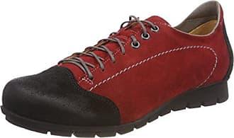 Guad, Zapatos de Cordones Derby para Mujer, Multicolor (Muskat/Kombi 40), 42 EU Think