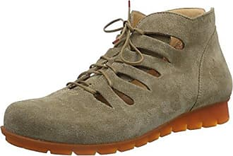 Think Damen Menscha_181076 Desert Boots, Schwarz (Schwarz 00), 38 EU