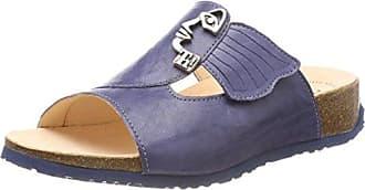 Think Mizzi_282351, Mules para Mujer, Azul (Jeans/Kombi 84), 37 EU