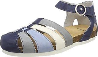 Think! Womens Dufde Damen - 84399j Capri/Kombi - Sandals