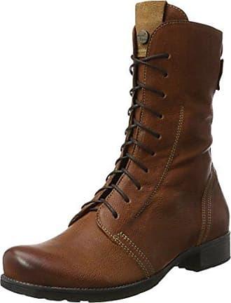 Think Damen Guad_181297 Desert Boots, Braun (Schoko 45), 41 EU