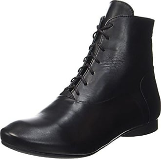 Menscha_282079, Desert Boots Femme, Rouge (Rosso/Kombi 72), 38.5 EUThink