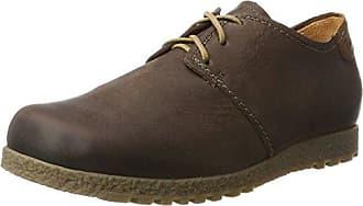 Think Kong_282655, Zapatos de Cordones Brogue para Hombre, Marrón (Espresso/Kombi 42), 42 EU