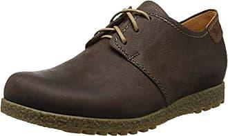 Kong_282657, Zapatos de Cordones Brogue para Hombre, Marrón (Espresso/Kombi 42), 41 EU Think