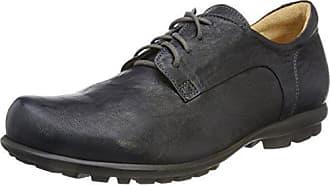 Think Grodso_282633, Zapatos de Cordones Brogue para Hombre, Azul (Denim/Kombi 81), 47 EU