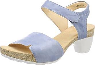 Traudi, Zapatos de Talón Abierto para Mujer, Blanco (Shell 28), 42 EU Think
