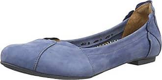Womens Balla_282161 Ballet Flats, Blue (Cristal 78), 7 UK Think