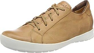 Think Sitti_282660, Zapatos de Cordones Brogue para Hombre, Negro (Schwarz 00), 46.5 EU
