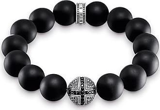 Thomas Sabo bracelet black A1354-704-11-L15,5 Thomas Sabo