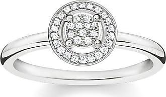 Thomas Sabo Thomas Sabo ring white D_TR0008-725-14-48