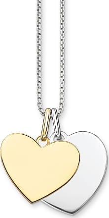 Thomas Sabo necklace pink KT0047-034-9-L42v Thomas Sabo