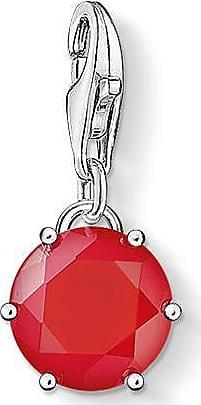 Thomas Sabo Bead Glass Bead Red, Black, Hot Pink, Orange red K0284-017-10 Thomas Sabo